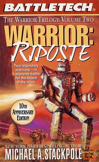 stackpole warrior riposite